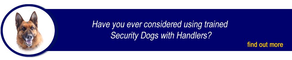 Security Dog Units