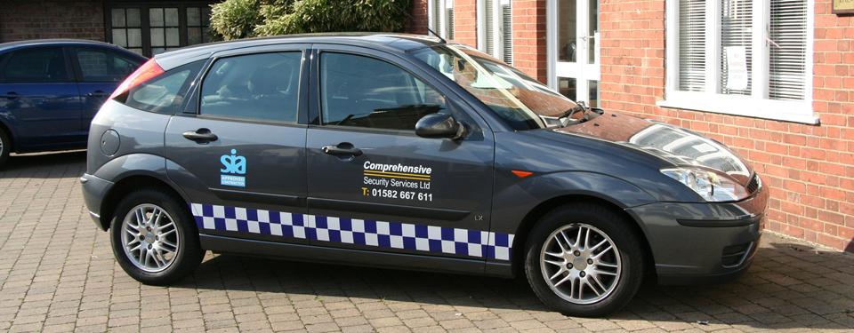 Mobile Security Patrols